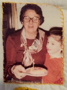 Rachel & Nanny Easy Bake