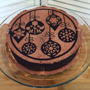 Flourless Chocolate Velvet Cake