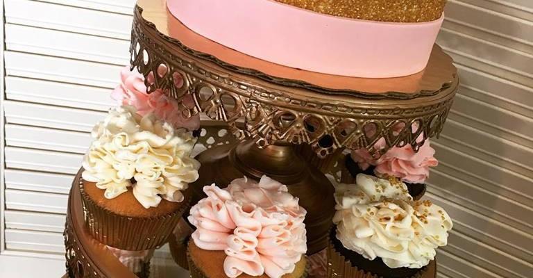 Textured Cakes